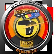 Compteur Rando-Moto
